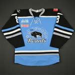 Lavoie, Kristina<br>Blue Regular Season<br>Buffalo Beauts 2016-17<br>#8 Size: Medium