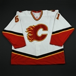 Donally, Ryan<br>White Set 1 GI<br>Calgary Flames 2006-07<br>#51 Size: 58