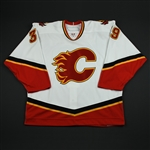 Germyn, Carsen<br>White Set 1<br>Calgary Flames 2006-07<br>#39 Size: 56