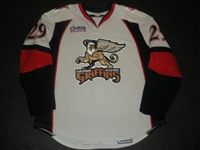 Ryno, Johan<br>White Set 1<br>Grand Rapids Griffins 2007-08<br>#29 Size: 56
