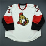 Kovalev, Alex<br>White Set 2<br>Ottawa Senators 2009-10<br>#27 Size: 58