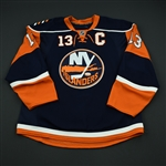 Guerin, Bill<br>Navy Set 3 w/C<br>New York Islanders 2008-09<br>#13 Size: 56