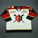 Loya, Cliff<br>White Set 1 (C removed)<br>Wheeling Nailers 2009-10<br>#2 Size: 58