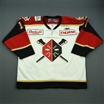Norton, Pierce<br>White Set 1<br>Wheeling Nailers 2009-10<br>#11 Size: 56
