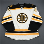Bitz, Byron<br>White Set 2<br>Boston Bruins 2009-10<br>#61 Size: 58