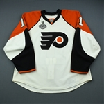 Betts, Blair<br>White - Stanley Cup Final<br>Philadelphia Flyers 2009-10<br>#11 Size: 56