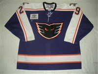 Reid, Darren * <br>Purple (Toyota Patch)<br>Philadelphia Phantoms 2006-07<br>#29 Size: 58