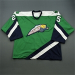 Madore, Stephane * <br>Green St. Patricks Day<br>Colorado Gold Kings 1999-00<br>#25