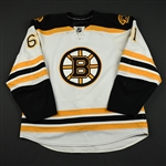 Bitz, Byron<br>White Set 1<br>Boston Bruins 2008-09<br>#61 Size: 58