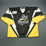 ODette, Matt<br>Black Set 1<br>Stockton Thunder 2009-10<br>#2 Size:58