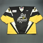 Pitton, Bryan<br>Black Set 1<br>Stockton Thunder 2009-10<br>#31 Size: 58G