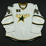 Brunnstrom, Fabian<br>White Set 3<br>Dallas Stars 2008-09<br>#96 Size: 58