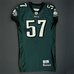 Gocong, Chris<br>Green<br>Philadelphia Eagles 2008<br>#57 Size: 48 LINE