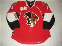 Nikulin, Alexander<br>Red Set 1<br>Binghamton Senators 2008-09<br>#41 Size: 56