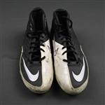 Wilson, Kyle<br>Nike Cleats<br>New York Jets 2011<br>#20 Size: 11