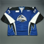 Beauchemin, Rejean<br>Blue Set 1<br>Idaho Steelheads 2009-10<br>#32 Size: 58G