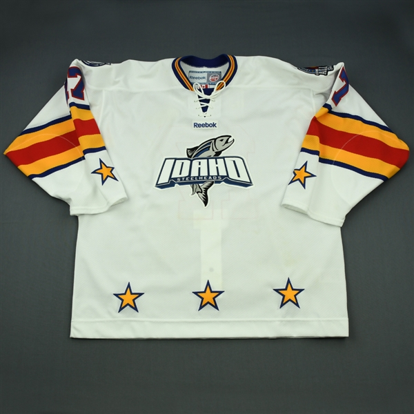 Fyten, Austin<br>White Skills Competition<br>ECHL All-Star 2012-13<br>#17 Size: 56