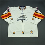 Fyten, Austin<br>White Skills Competition<br>All Star 2012-13<br>#17 Size: 56