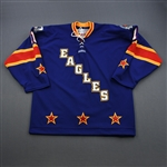 Ezekiel, Norm<br>Blue Skills Competition<br>All Star 2012-13<br>#11 Size: 54