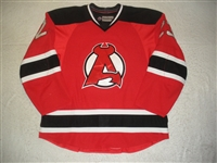 Zajac, Darcy<br>Red<br>Albany Devils 2012-13<br>#23 Size: 56