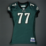 Ramsey, LaJuan<br>Green - Rookie Season<br>Philadelphia Eagles 2006<br>#77 Size: 52-O