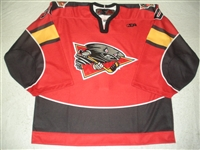 Plante, Tyler<br>Red Set 1<br>Cincinnati Cyclones 2011-12<br>#30 Size: 58G