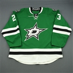 Connauton, Kevin<br>Green Set 1 - NHL DEBUT<br>Dallas Stars 2013-14<br>#23 Size: 58