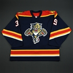 Novoseltsev, Ivan * <br>Blue 1st Regular Season<br>Florida Panthers 2003-04<br>#39 Size: 56