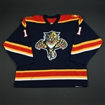 Samuelsson, Mikael * <br>Blue 1st Regular Season<br>Florida Panthers 2003-04<br>#11 Size: 56
