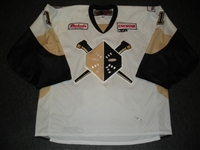 Killeen, Patrick<br>White Set 1<br>Wheeling Nailers 2012-13<br>#1 Size: 58G