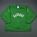 Korobolin, Alexander<br>Training Camp Green<br>New York Rangers 1998<br>#82