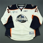 Swanson, John<br>White Skills Competition<br>All Star 2009-10<br>#22 Size: 56