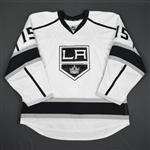 Andreoff, Andy<br>White Set 1<br>Los Angeles Kings 2015-16<br>#15 Size: 56