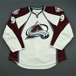 Duchene, Matt<br>White Set 3 / Playoffs<br>Colorado Avalanche 2013-14<br>#9 Size: 56