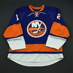 Bailey, Josh<br>Third Set 2<br>New York Islanders 2008-09<br>#12 Size: 56