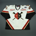 Henrich, Adam<br>White Set 1<br>Wheeling Nailers 2007-08<br>#19 Size: 56