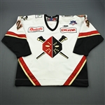 Pisellini, Gino<br>White Set 1<br>Wheeling Nailers 2007-08<br>#24 Size: 56