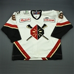 Scherlinck, Jeremy<br>White Set 1<br>Wheeling Nailers 2008-09<br>#8 Size: 56