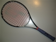 Isner, John<br>Black Prince Racquet, Match-Used, Mens Singles First Round, Autographed<br>US Open 2012<br>