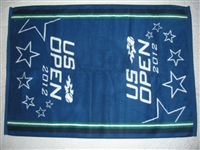 Ferrer, David<br>Mens Singles Quarterfinals Match-Used Towel, NOT Autographed<br>US Open 2012<br>