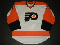 Bourdon, Marc-Andre<br>White Set 2<br>Philadelphia Flyers 2011-12<br>#43 Size: 56