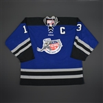 Lowe, Ian * <br>Royal w/C - Fantasy Team Member<br>Wichita Thunder 2015-16<br>#13 Size: 56