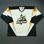 DeHart, Tony<br>White Set 1<br>Stockton Thunder 2011-12<br>#2 Size: 56