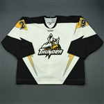Heemskerk, Thomas<br>White Set 1<br>Stockton Thunder 2011-12<br>#29 Size: 58G