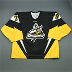 Heemskerk, Thomas<br>Black Set 1<br>Stockton Thunder 2011-12<br>#29 Size: 58G