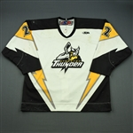 Constant, Ryan<br>White Set 1 (A removed)<br>Stockton Thunder 2010-11<br>#22 Size: 54