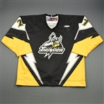 Marcoux, Daryl<br>Black Set 1 (A removed)<br>Stockton Thunder 2010-11<br>#27 Size: 54