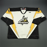 McKenzie, Jim<br>White Set 1<br>Stockton Thunder 2010-11<br>#15 Size: 56