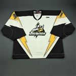 Pitton, Bryan<br>White Set 1<br>Stockton Thunder 2010-11<br>#31 Size: 58G