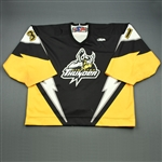 Pitton, Bryan<br>Black Set 1<br>Stockton Thunder 2010-11<br>#31 Size: 58G